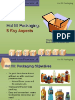Hot Fill Packaging