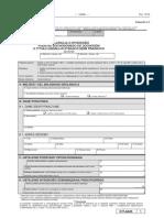 CIT-6AR Deklaracja o wysokości podatku dochodowego od dochodów z tytułu udziału w zyskach osób prawnych