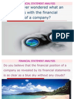 Financial Statement #1 - 2010