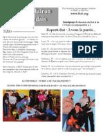 Lourdes 2010 - Le Clairon Lourdais n°2