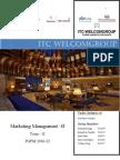 ITC Welcome Group 1