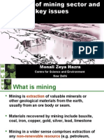 Introduction to Mining and Issues Eia