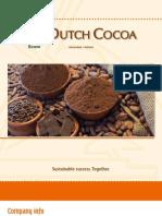 Dutch Cocoa