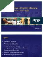 Aravind Eye Hospital, Madurai