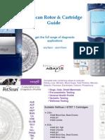 Vetscan Rotor Cartridge Guide