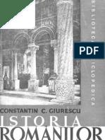 Istoria românilor. Volumul 3