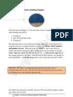 Chapter 5 - Create Basic Knitting Samples