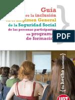 Guia Inclusion RGSS Programas de Formacin