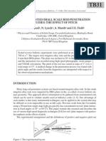 W.G. Proud et al- Instrumented Small Scale Rod Penetration Studies