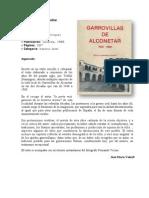 Bibliografia sobre Garrovillas 2