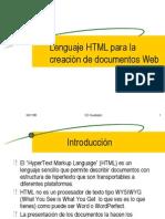 Transparencias HTML
