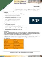 BUDGET Impact Analysis 205