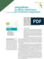 Les Pneumopathies Interstitielles Diffuses Idiopathiques Rochat