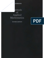 Methods of Applied Mathematics