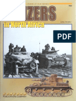 Panzers in North Africa