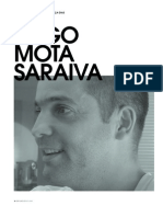 Interview to Tiago Mota Saraiva