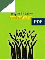 ICT4D in Sri Lanka