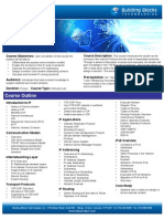 IP Fundamentals Course Outline