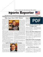 February 8, 2012  Sports Reporter