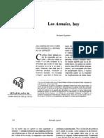 Los Annales Hoy Bernard Lepetit