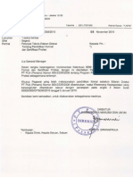 SK Direksi Pendidikan Formal Dan Sertifikasi