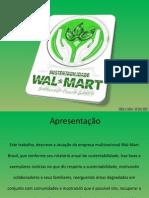 Sustentabilidade Wal Mart