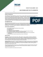 Ars Perma Set Roof Adhesive