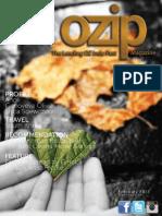 OZIP Magazine   February 2012