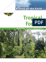 Biomes of the Earth - Tropical Forests