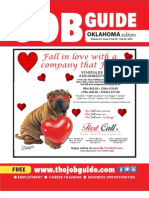 The Job Guide Volume 24 Issue 3 OK