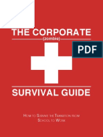 The Corporate (Zombie) Survival Guide