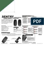 Sentry Manual 403 Bin 1 3