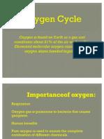 Oxygen Cycle Centrum