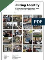 Materializing Identity - Allan Pinheiro - 1276271 - Thesis - PDF N