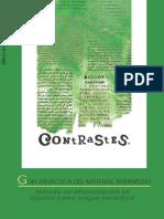 48176502 Espanol Para InmigrantesMetodo de Alfabetizacion en EspanolContrastes NivelVerde Intermedio