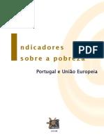 2008 Maio Indicadores Pobreza UE PT