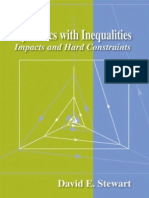 Dynamics With Inequalities