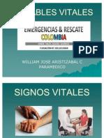 Variables Vitales e&r