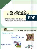 Metodología Plan Estratégico IPE