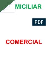 4 CLASSIFICAÇÕES DO LIXO - DOMICILIAR, INDUSTRIAL, COMERCIAL E HOSPITALR