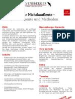 Seminar Controlling für Nichtkaufleute - Tools, Instrumente und Methoden