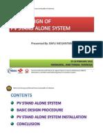 desain dasar PLTS