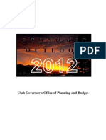 2012 Economic Outlook (State of Utah)