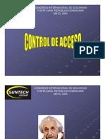 Curso Basico de Control de Acceso