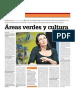 El Comercio - SERPAR Áreas verdes y cultura