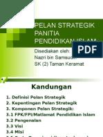 18274932 Pelan Strategik Panitia Pendidikan Islam