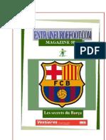 Los Secretos Del Barcelona - Entraineur de Foot