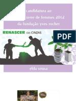 Terre de Femmes 2012 - Elda Sousa