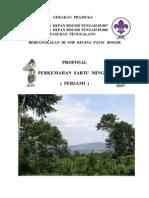 Proposal Persami Smp Regina Pacis Bogor