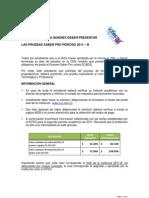 Instructivo Saber Pro 2011b